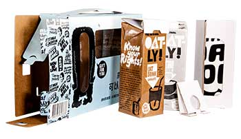 PPC Award Oatly Gift Pack