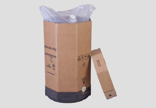 Bag in Box WestRock line of special packaging