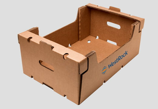 Brightbox™ packaging for Fruit and Vegetables