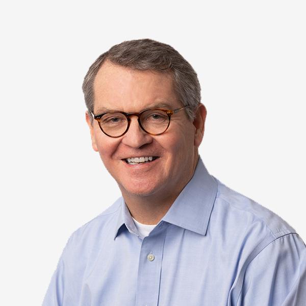 Bob McIntosh, diretor jurídico da WestRock