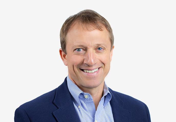 Pat Lindner, presidente de Embalagens para o consumidor da WestRock