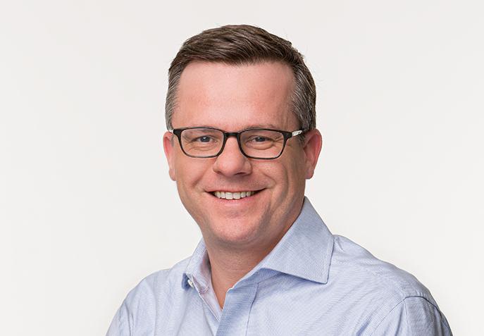 Pete Durette, diretor de estratégia e vice-presidente executivo, Contêineres de papelão ondulado da WestRock