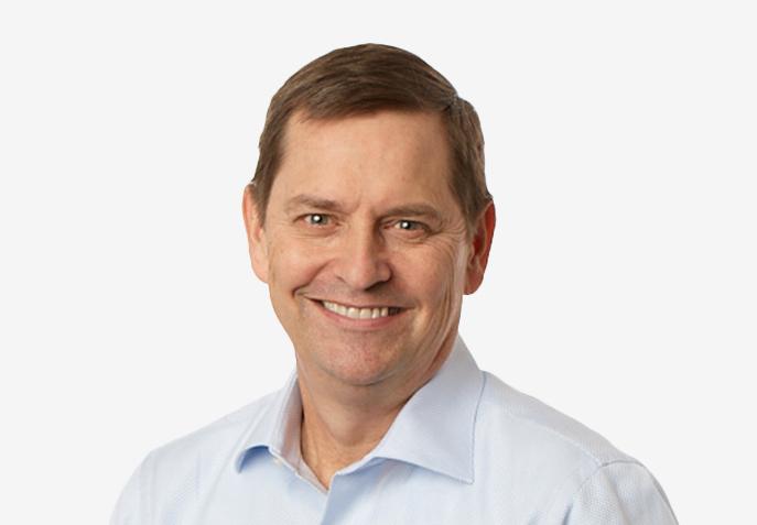 Ward Dickson, diretor financeiro (CFO) da WestRock