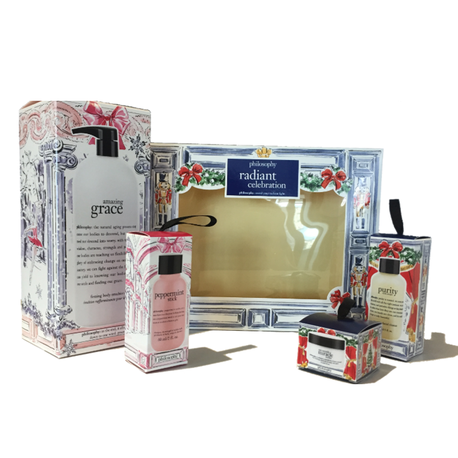 Custom folding carton solutions supporting beauty brands