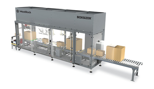 BoxSizer Automated Packaging