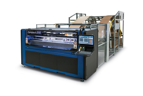 Compack EVO automated packaging