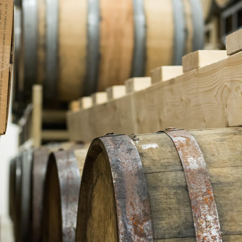 Imagem de barril para bebida
