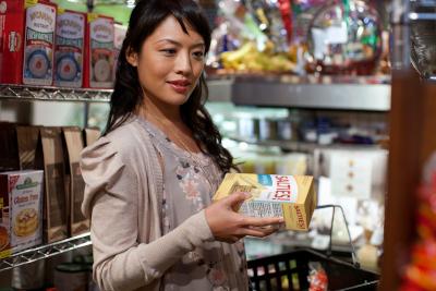 Custom printed food packaging
