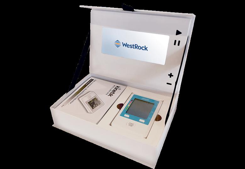 kits com múltiplos componentes para o setor de saúde
