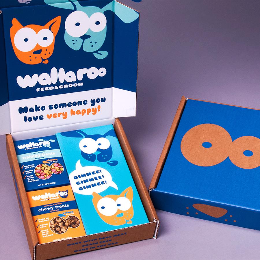A Wallaroo gift box