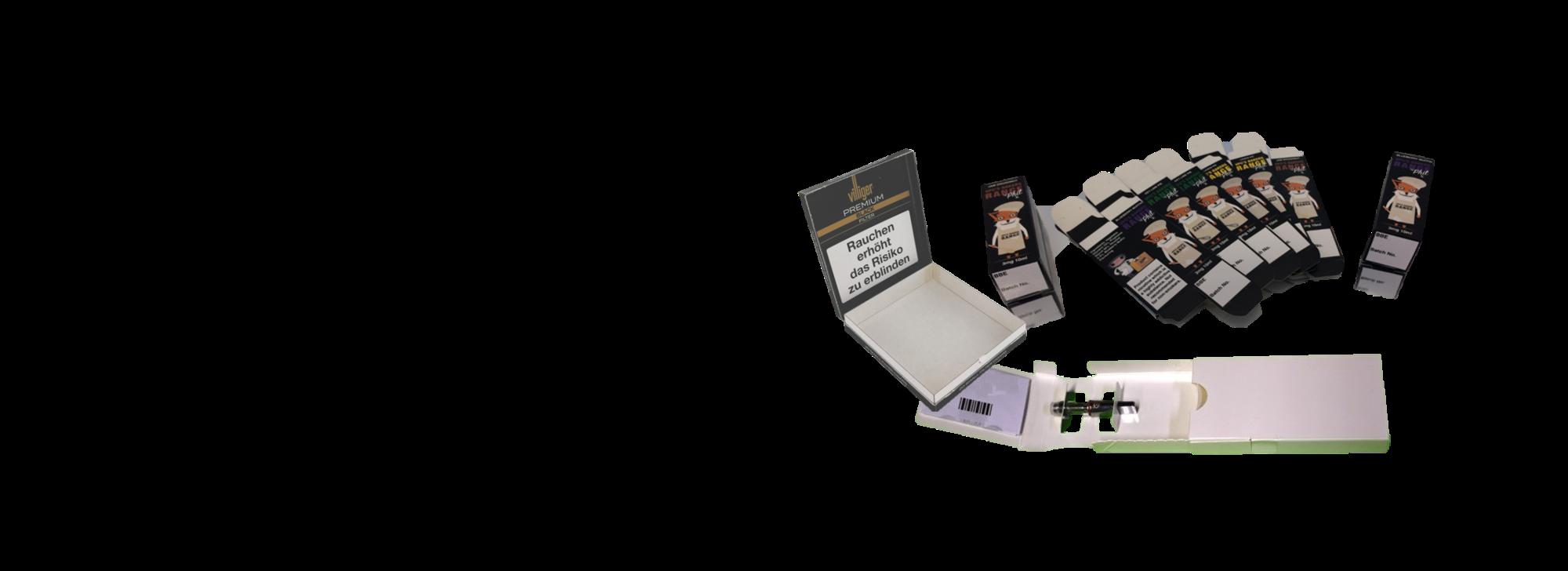A WestRock produz embalagens de ponta para produtos de tabaco