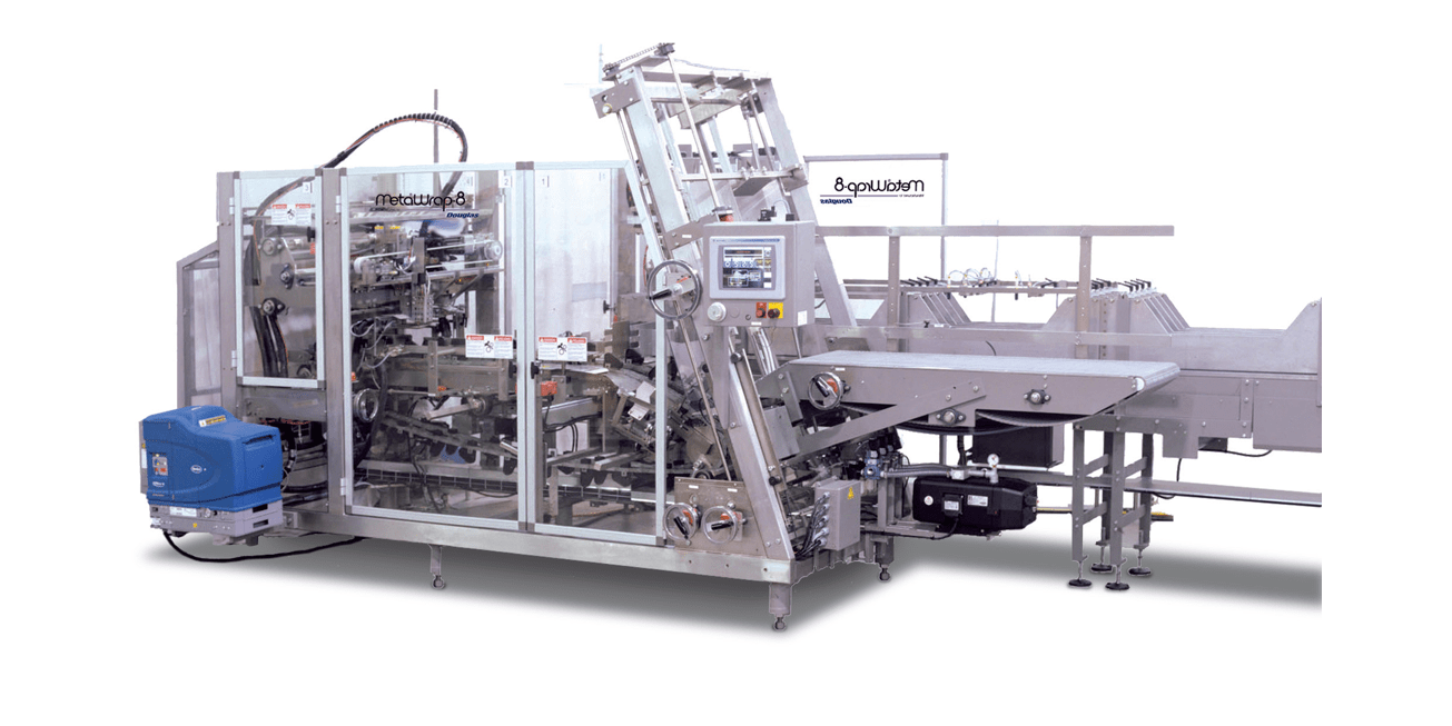 WestRock Meta 8 Wrap Packaging Machine