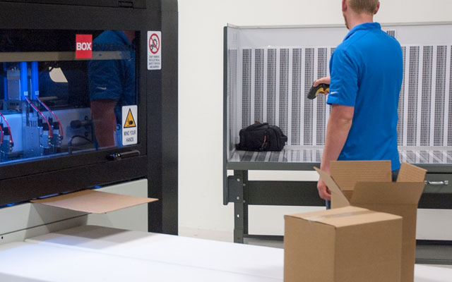 Box right-sizing technology can significant improve your package shipping operations