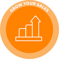 VDM Icon Grow Sales