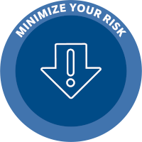 VDM Icon Minimize Risk