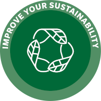 VDM Icon Improve sustainability