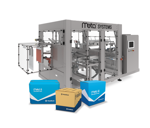 Meta automated packaging systems