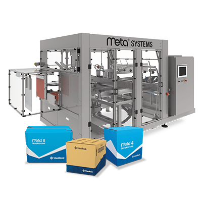 Automated packaging systems meta machinery and packaging line