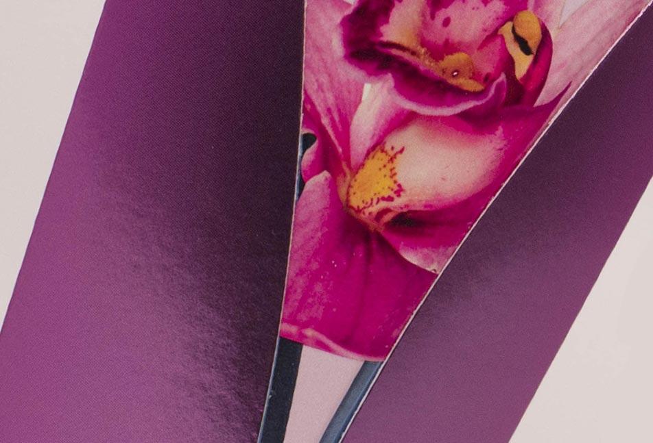 Aprimoramento na impressão de tinta metálica
