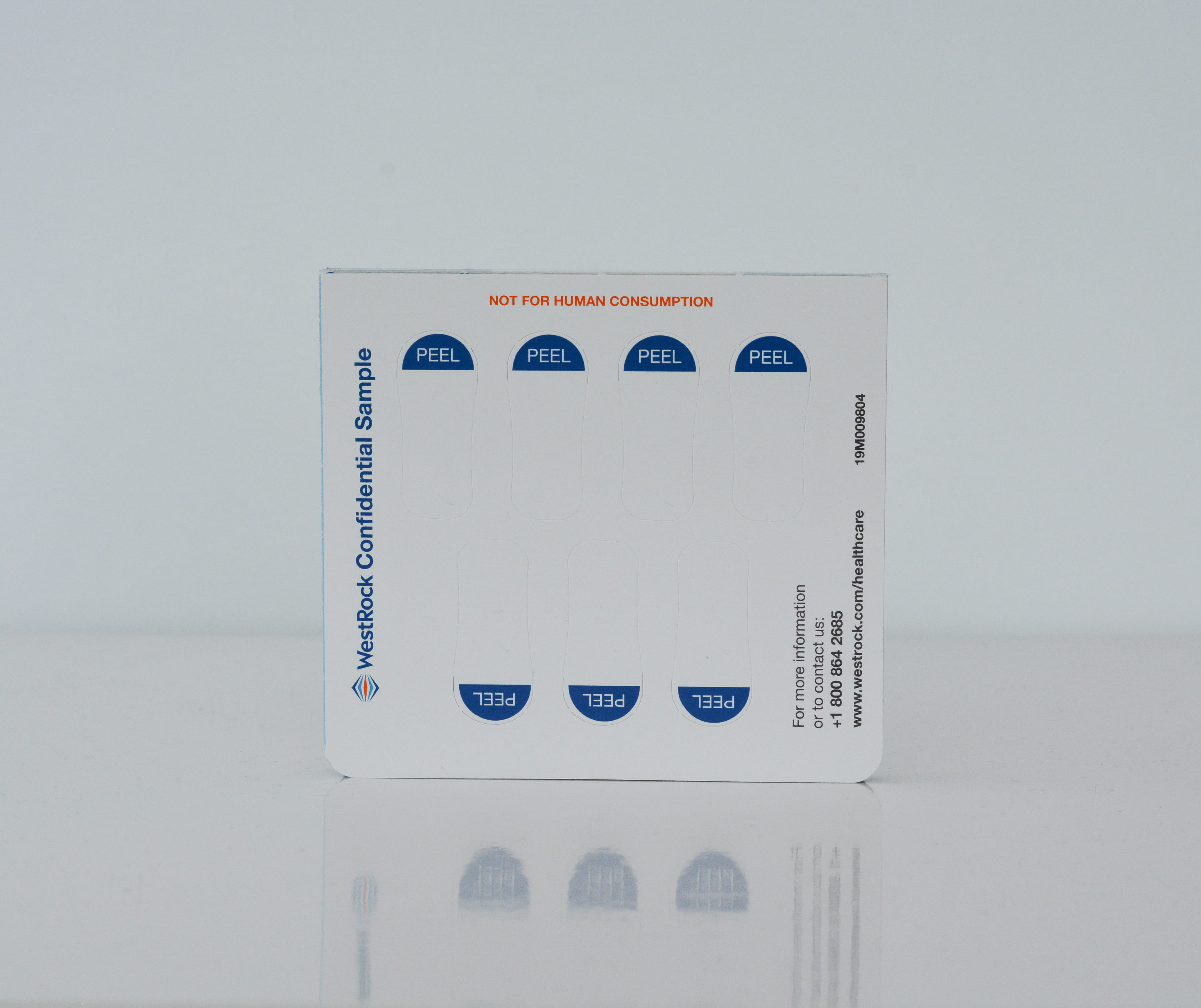 WestRock Perfpak healthcare packaging