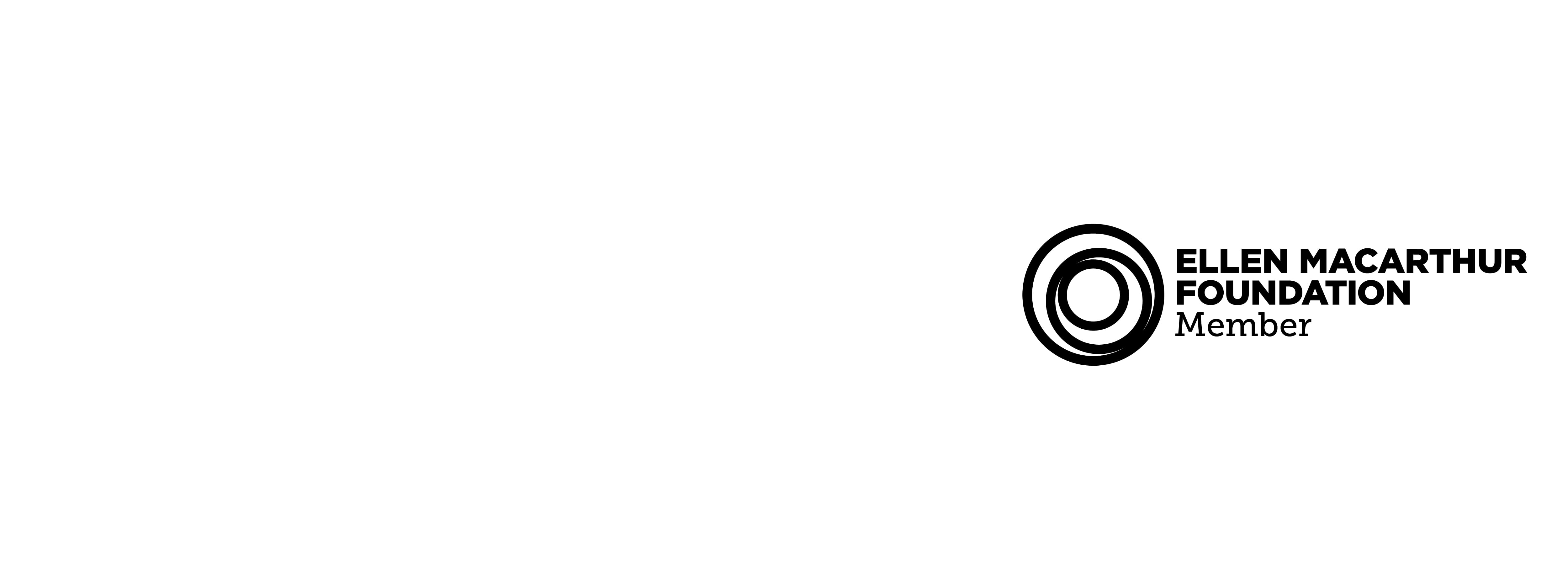 Logotipo da Ellen MacArthur Foundation