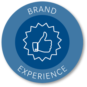 Brand Experience Icon